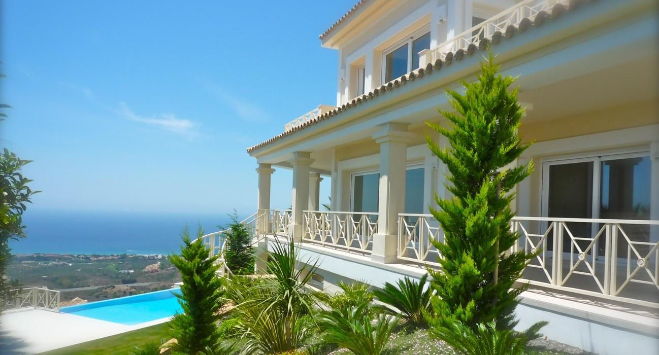 Villa con vistas al Mar de Arruaso
